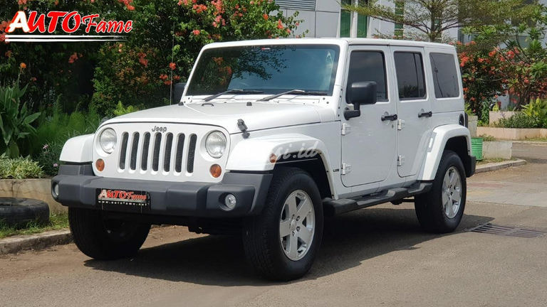 2012 Jeep Wrangler - Barang Antik (preview-0)