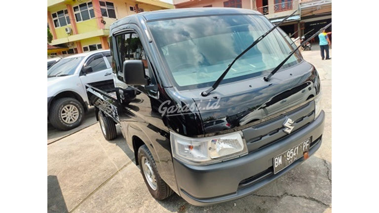 2019 Suzuki Carry Pick Up mt - Nyaman Terawat (preview-0)