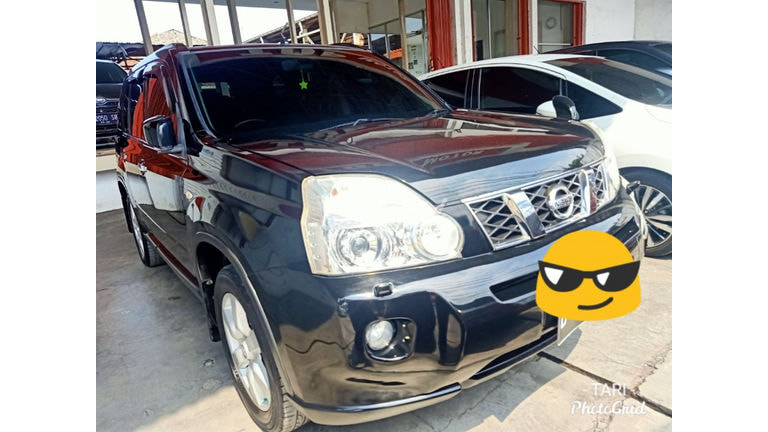2011 Nissan X-Trail St at (preview-0)