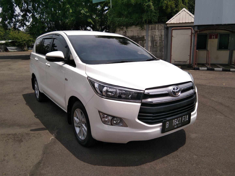 2018 Toyota Kijang Innova G - Innova G bensin putih 2018 (preview-0)
