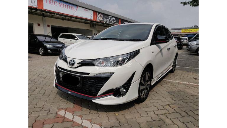 2019 Toyota Yaris S TRD CVT - Mobil Pilihan (preview-0)
