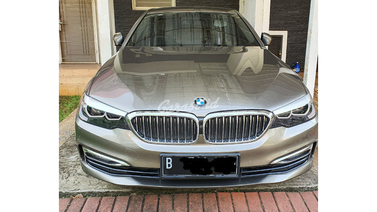 2018 BMW 5 Series G30 - Dijual overkredit (preview-0)