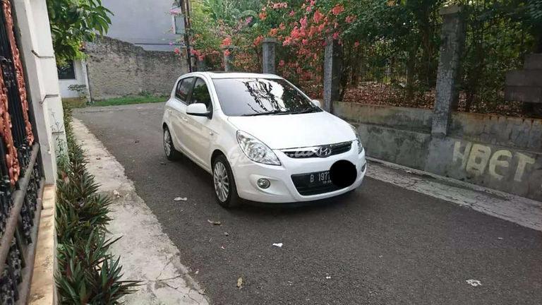 2011 Hyundai I20 mt - Siap Pakai (preview-0)