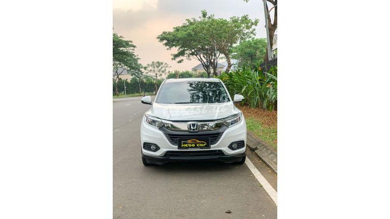2018 Honda HR-V E Facelift (preview-0)