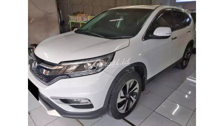 2015 Honda CR-V AT - Mobil Pilihan (preview-0)