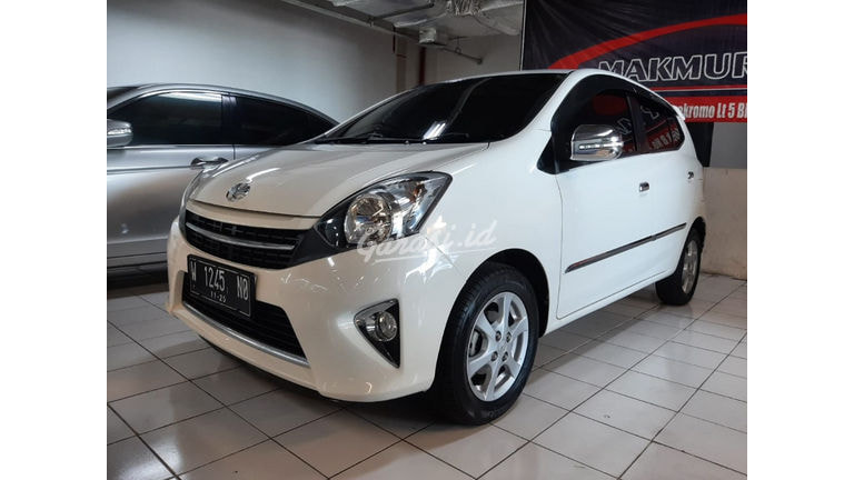 2015 Toyota Agya G - Mobil Pilihan (preview-0)