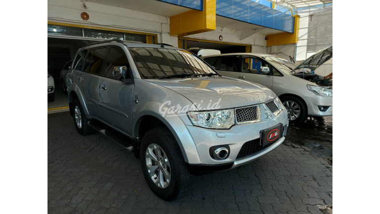 2012 Mitsubishi Pajero Sport dakar - Good Condition (preview-0)