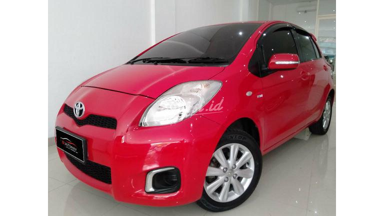 2013 Toyota Yaris J - Unit Bagus Bukan Bekas Tabrak (preview-0)