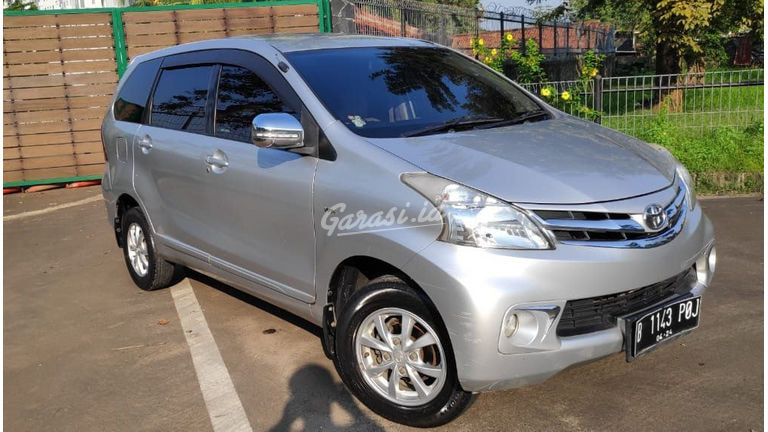 2012 Toyota Avanza G - body mulus (preview-0)