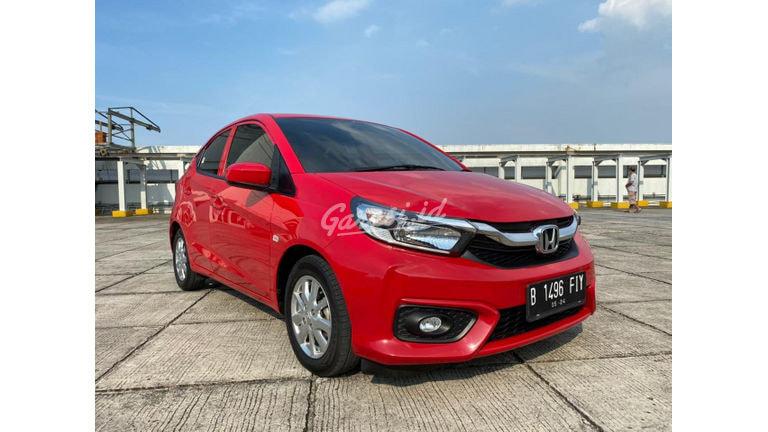 2019 Honda Brio E CVT - Mobil Pilihan (preview-0)