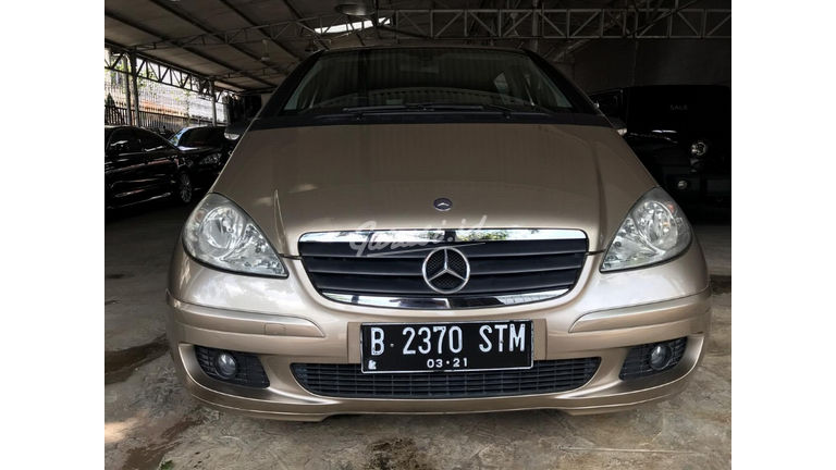 2006 Mercedes Benz A-Class A 150 - Harga Murah Tinggal Bawa (preview-0)
