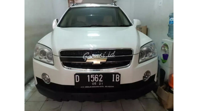 2011 Chevrolet Captiva Diesel AT - Kondisi Ok & Terawat (preview-0)