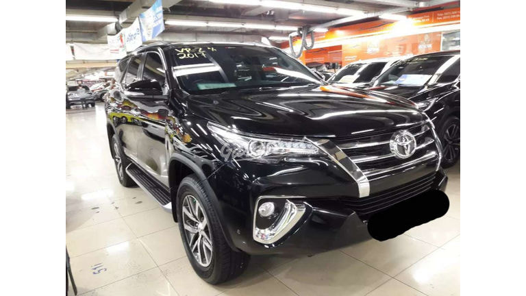 2017 Toyota Fortuner at - SIAP PAKAI! (preview-0)