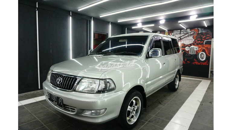 2003 Toyota Kijang LGX - Kondisi Mulus (preview-0)