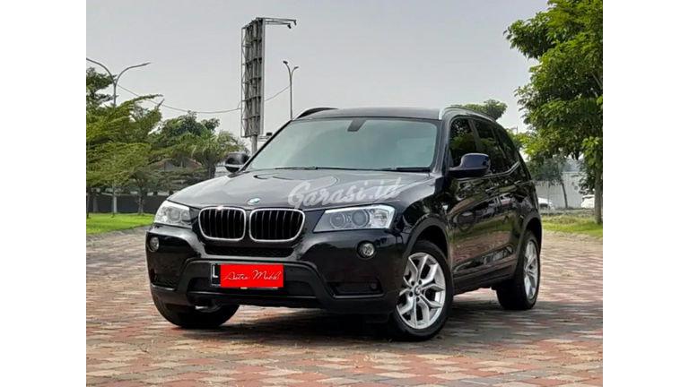 2013 BMW 3 Series X3 (preview-0)