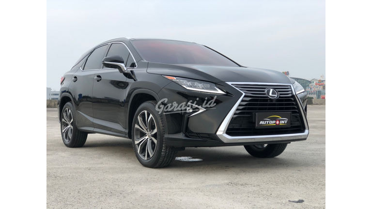 2016 Lexus RX Luxury - Mobil Pilihan (preview-0)