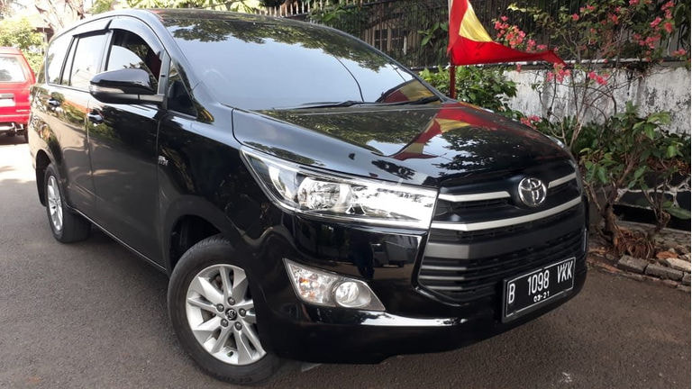 2016 Toyota Kijang Innova G - Siap Pakai (preview-0)