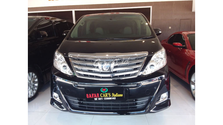 2014 Toyota Alphard ATPM - Proses Cepat Tanpa Ribet (preview-0)
