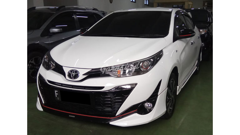 2018 Toyota Yaris TRD - Automatic White Special Condition KM 7000 (preview-0)
