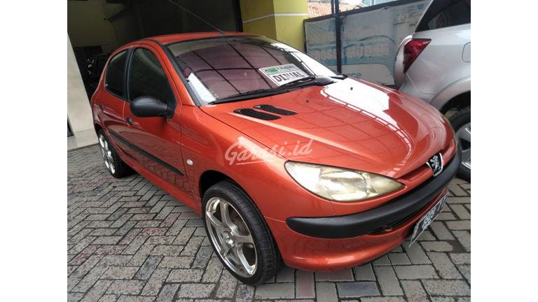 2001 Peugeot 206 mt - SIAP PAKAI! (preview-0)