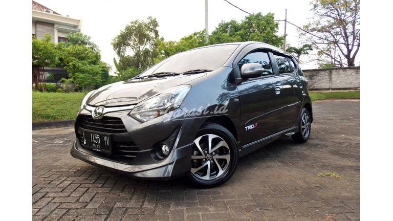 2018 Toyota Agya TRD - Mobil Pilihan (preview-0)