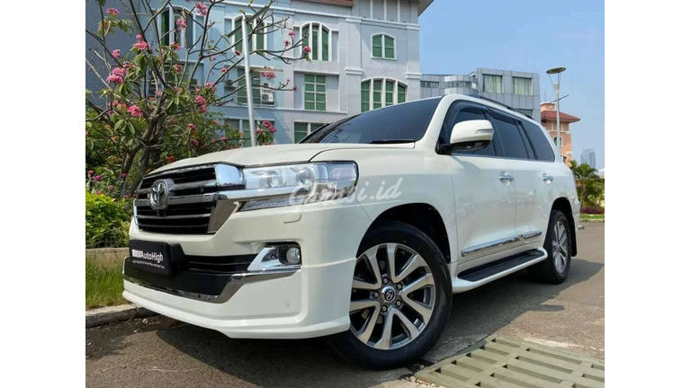 2011 Toyota Land Cruiser ZX - Service Record (preview-0)