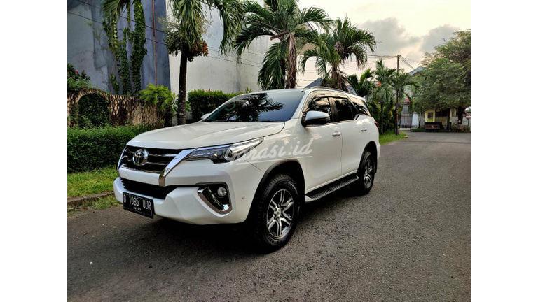 2018 Toyota Fortuner G - Mobil Pilihan (preview-0)