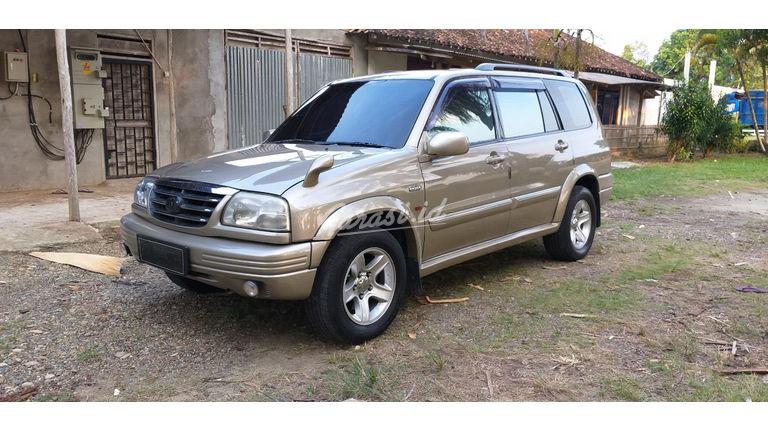 jual mobil bekas 2003 suzuki grand escudo xl7 surakarta solo 00gu171 garasi id bekas 2003 suzuki grand escudo xl7