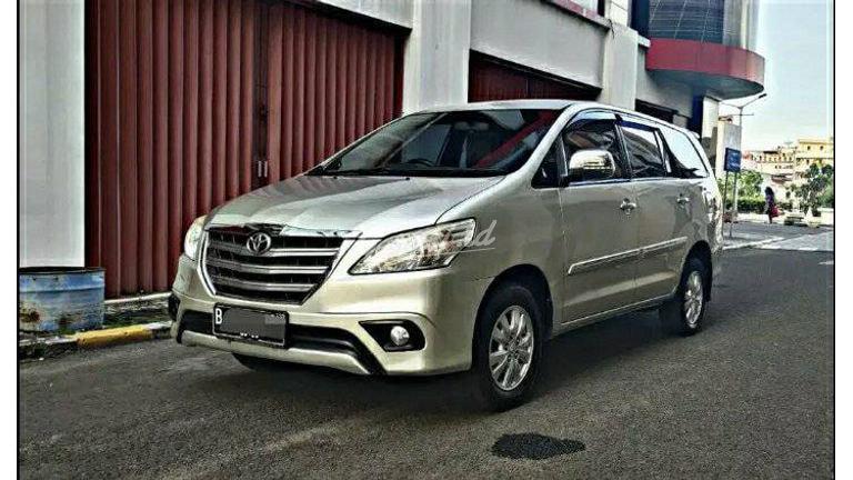 2014 Toyota Kijang Innova G - Barang Istimewa Dan Harga Menarik (preview-0)