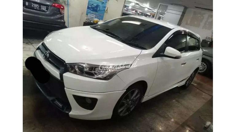 2015 Toyota Yaris TRD - SIAP PAKAI! (preview-0)