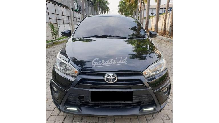 2015 Toyota Yaris S - Mobil Pilihan (preview-0)