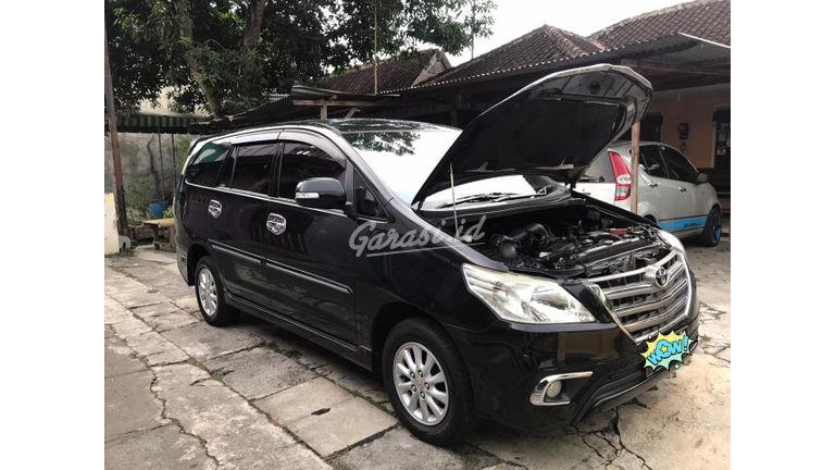 2014 Toyota Kijang Innova v - Terawat Tinggal Pakai Saja (preview-0)
