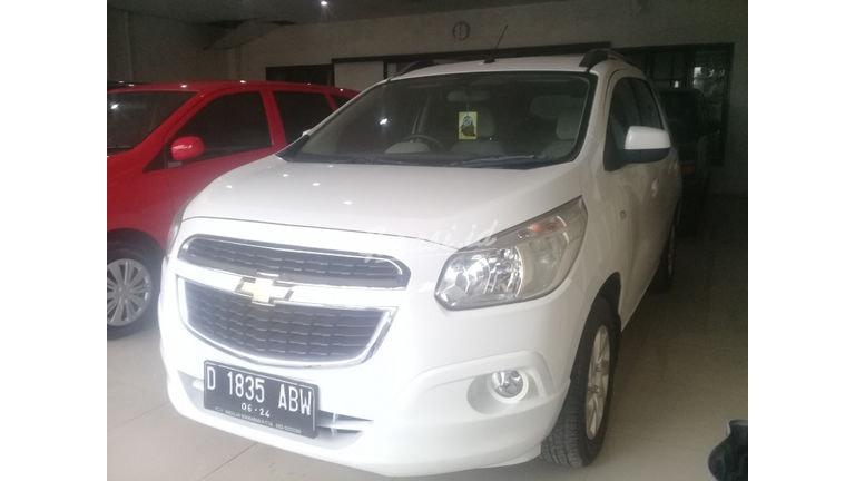 2013 Chevrolet Spin mt - Terawat Siap Pakai (preview-0)