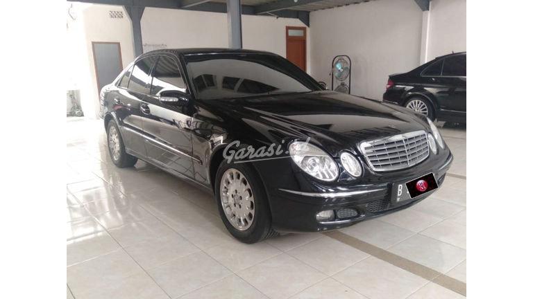 2005 Mercedes Benz E-Class E280 - good condition (preview-0)