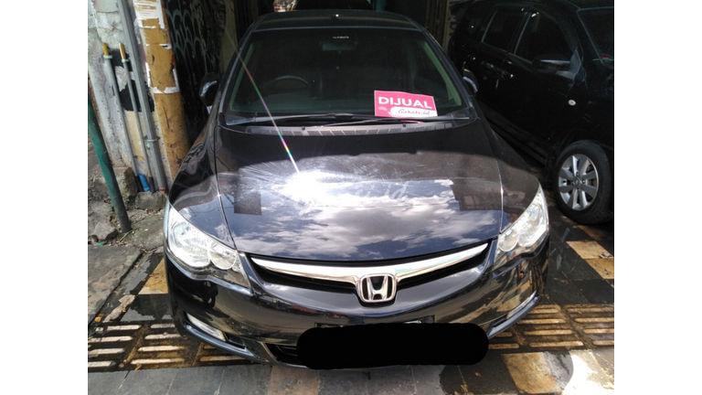 2008 Honda Civic at - SIAP PAKAI! (preview-0)