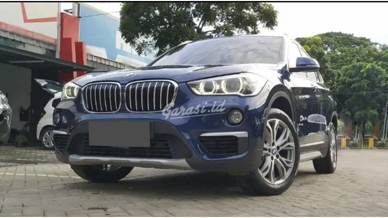 2016 BMW X1 AT - Mobil Pilihan (preview-0)