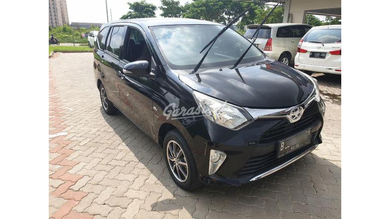 2017 Toyota Calya G AT - Murah Bagus Siap Pakai (preview-0)