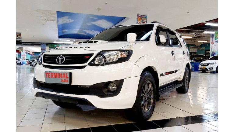 2014 Toyota Fortuner G VNT TRD - Unit Up Great Type VRZ (preview-0)
