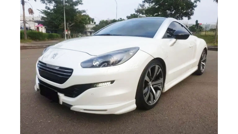 2014 Peugeot RCZ AT - Mobil Pilihan (preview-0)