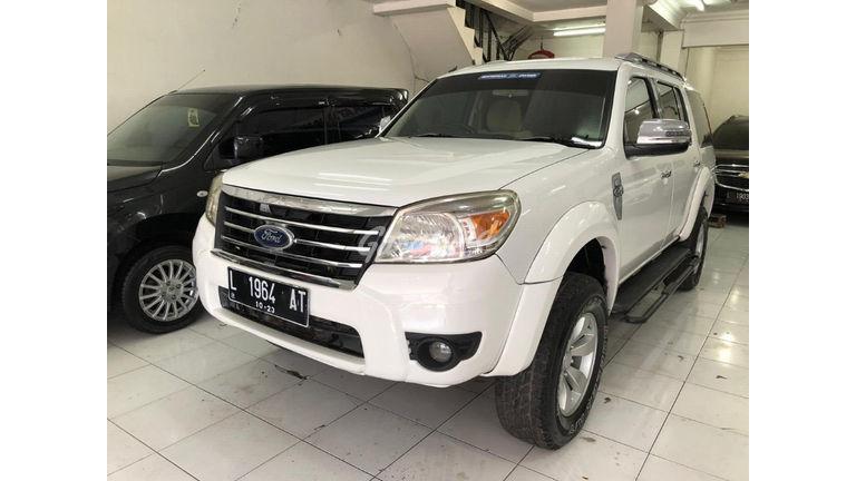 2010 Ford New Everest 2.5 L XLT - istimewa putih (preview-0)