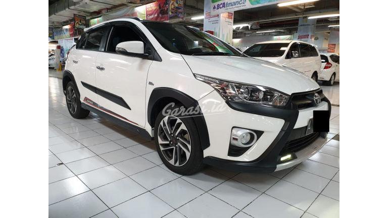 2017 Toyota Yaris Heykers (Dual VVTI) - Mobil Pilihan (preview-0)