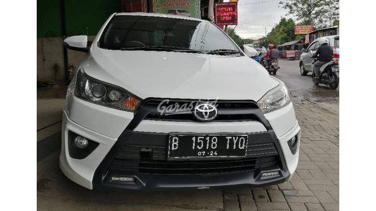 2014 Toyota Yaris S TRD sportivo - Bisa Nego (preview-0)