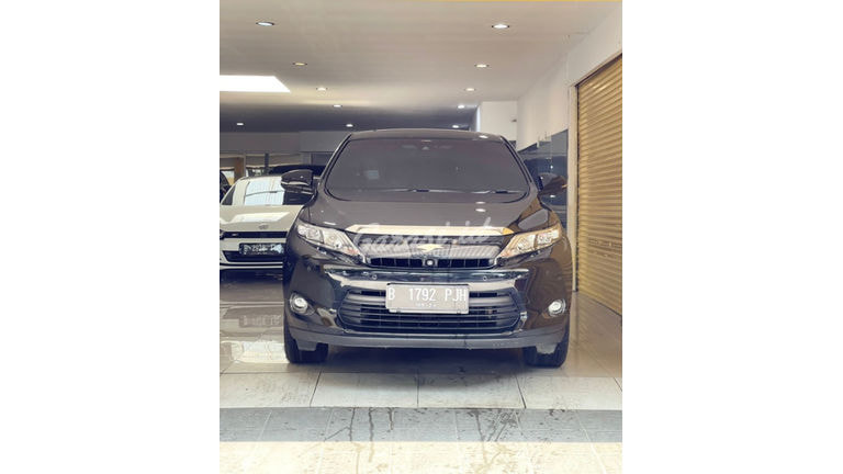 2014 Toyota Harrier Advance (preview-0)