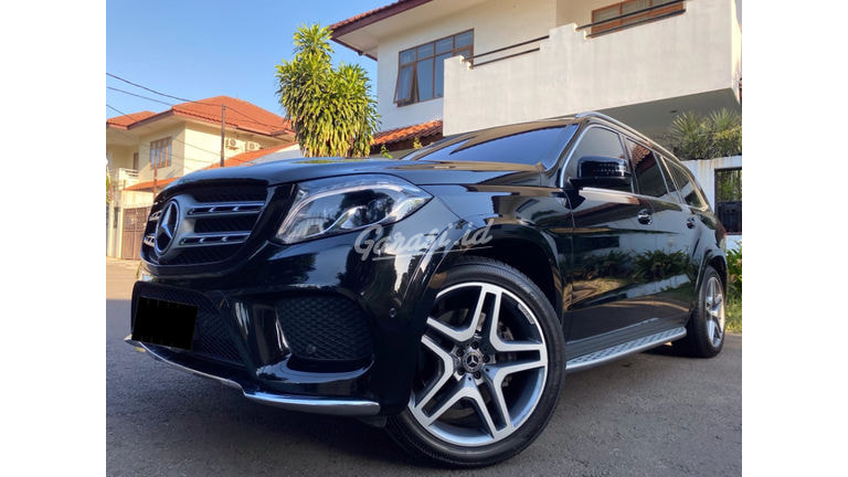 2018 Mercedes Benz GLS AMG FACELIFT - GOOD CONDITION (preview-0)