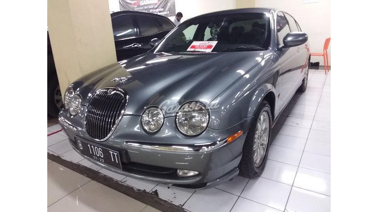 2002 Jaguar S-Type at - Harga Menarik (preview-0)