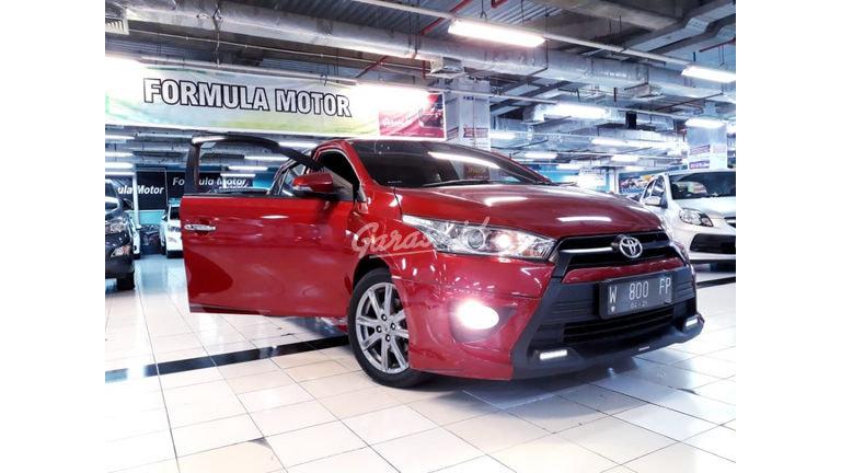 2016 Toyota Yaris S TRD Sportivo - Mobil Pilihan (preview-0)