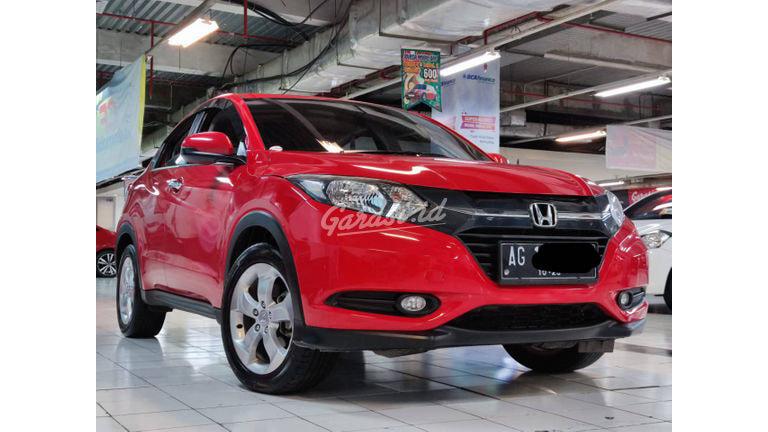 2018 Honda HR-V S - Matic Merah (preview-0)
