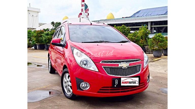 Jual Mobil Bekas 2010 Chevrolet Spark Lt Jakarta Selatan 00mi326 Garasi Id
