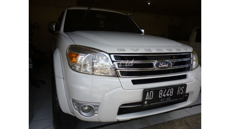 2012 Ford Everest 4X4 - Siap Pakai Mulus Banget (preview-0)