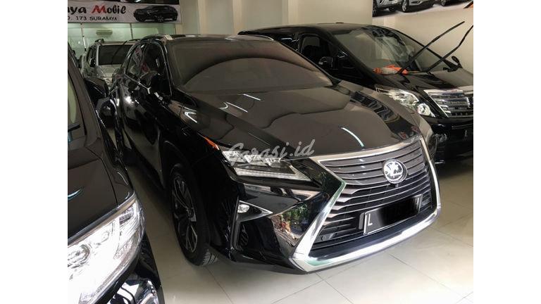 2016 Lexus RX RX200 T LUX - Sangat MULUS (preview-0)